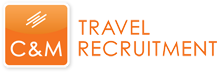Jobs, Recruitment, Travel Jobs, HR Jobs, Travel Agent Jobs, Business Travel Jobs and Jobs in Travel via C&M Travel Recruitment
