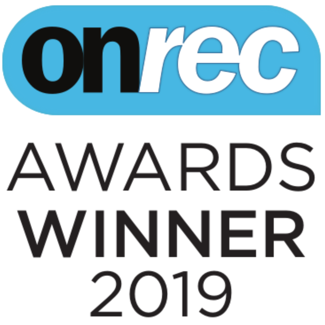 Onrec Awards - Best Use of Online Recruitment 2019