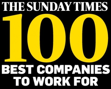 The Sunday Times 100 Best Small Companies To Work For