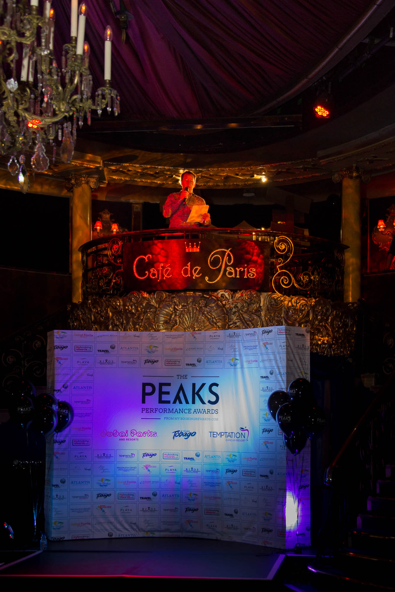 Peaks Performance Awards 2017 - London - image 3