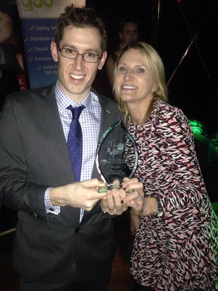 TravelMole UK Web Awards 2015 - Image 2