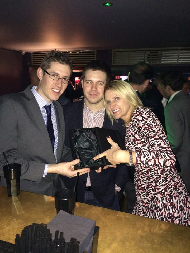 TravelMole UK Web Awards 2015 - Image 3