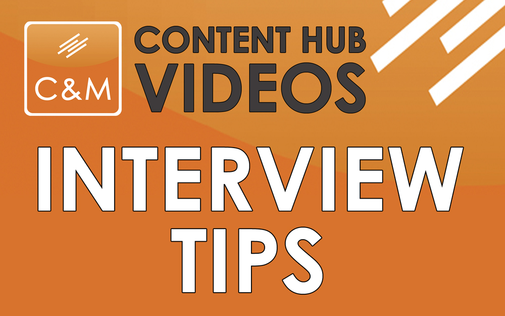 Content Hub - Interview Tips