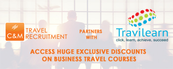 C&M Travel Recruitment partners with Travilearn
