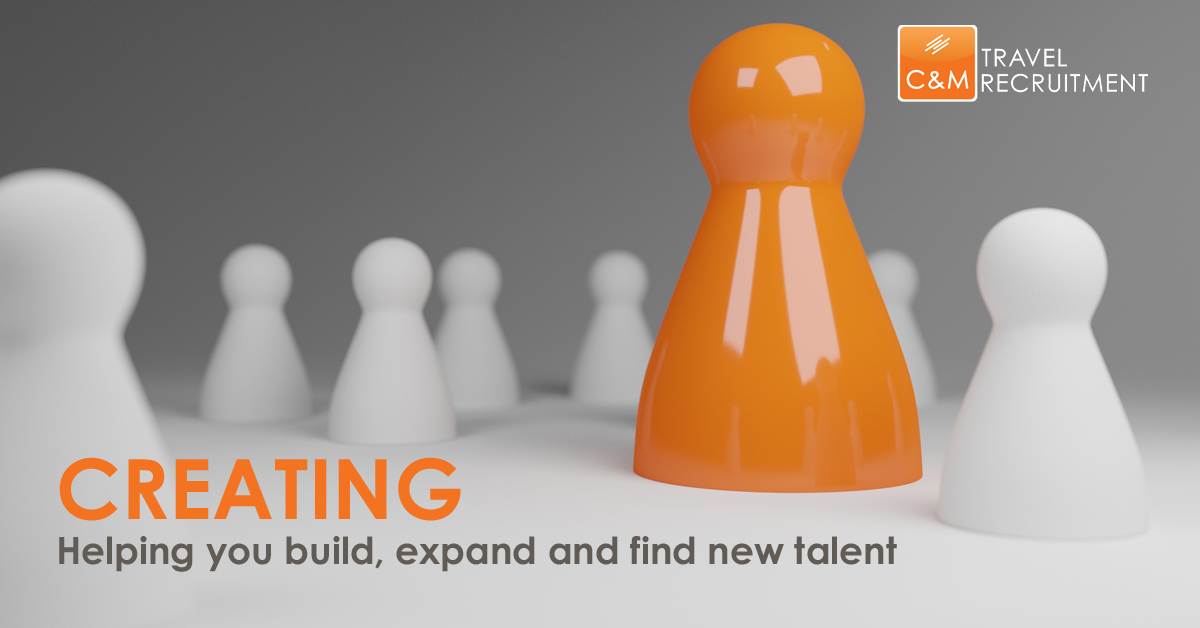 C&M Talent Solutions - Creating
